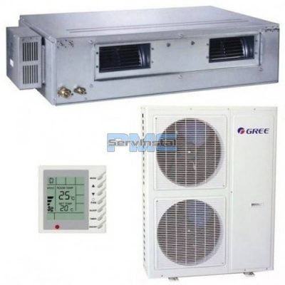 Aparat aer conditionat Gree 48000 btu/h tip DUCT GFH48K3FI-GUHD48NK3FO - R410