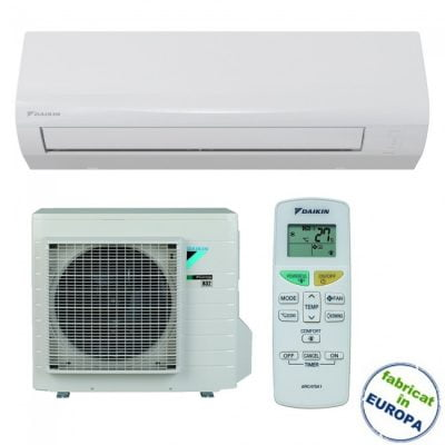 Aparat de aer conditionat Daikin Comfora Bluevolution