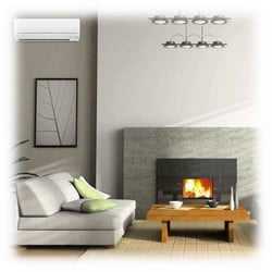 Aparat de aer conditionat Gree tip coloana Fresh Wind - Inverter, 42000 BTU - Dezghetare inteligenta