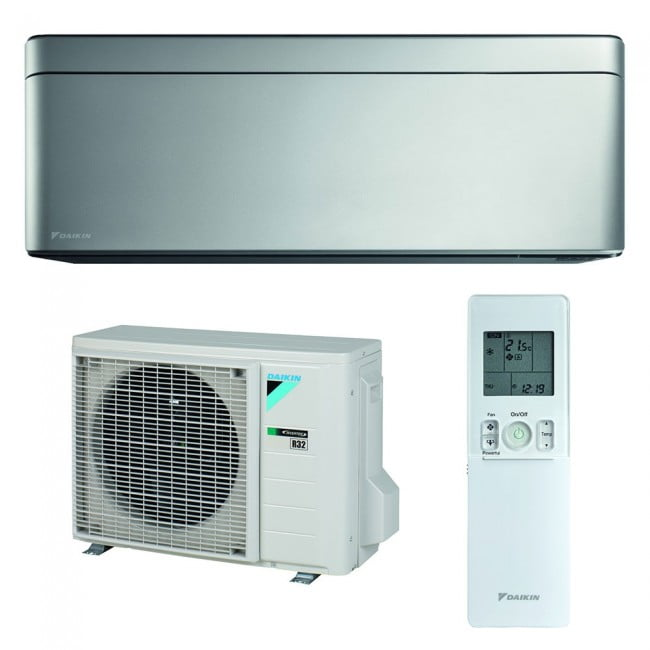 Daikin Stylish Bluevolution Silver
