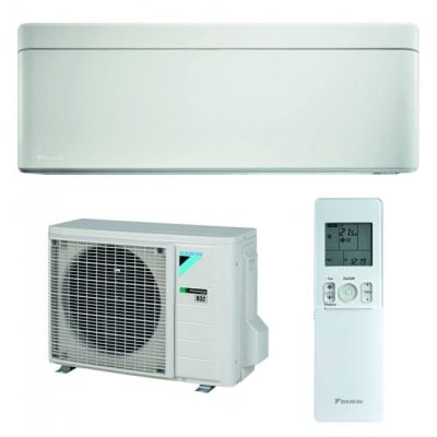 Daikin Stylish Bluevolution 12000 btu FTXA35AW-RXA35A Inverter White