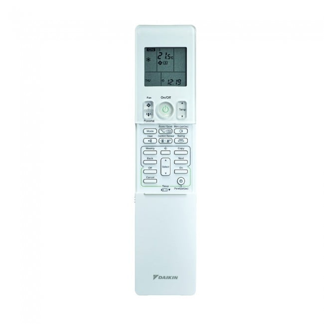 Telecomanda Daikin Stylish Bluevolution Silver