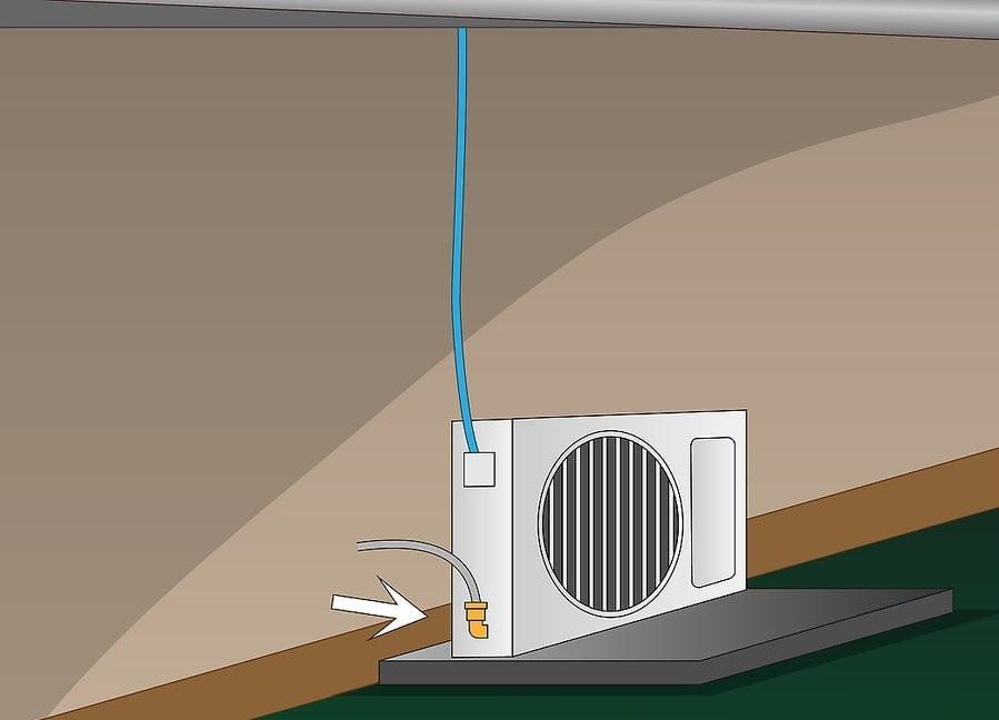Conectare traseu frigorific
