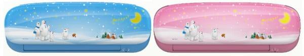 Design Midea Kids - Aparat de aer conditionat Midea pentru copii
