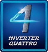 Tehnologie Inverter Quattro - Aparat de aer conditionat Midea Blanc R32