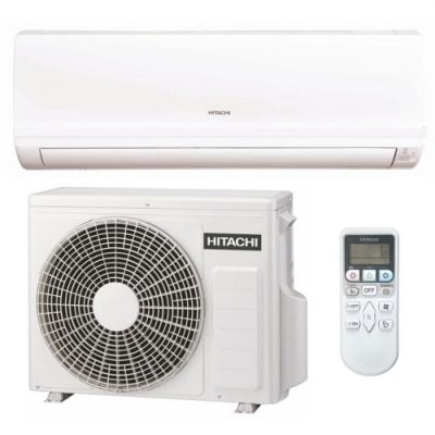 Hitachi ECO COMFORT Aparat de aer conditionat 9000 BTU RAK-25PEC/RAC-25WEC Inverter