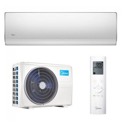 Midea Ultimate Comfort Aparat de aer conditionat 9000 BTU R32 MT-09N8D6-MBT-09N8D6 Full DC Inverter
