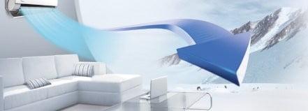 Simtiti racoarea la distante mai mari datorita ventilatorului mai mare si a designului optimizat.