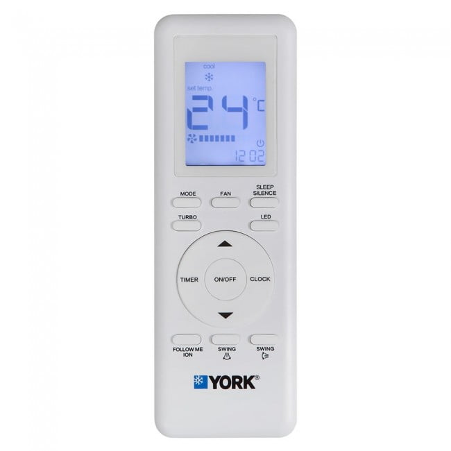 York Pyreneesv Aer conditionat 9000 BTU R32 YHKF09YEEBMHO-X-YHKF09XEEBMH-RX DC Inverter