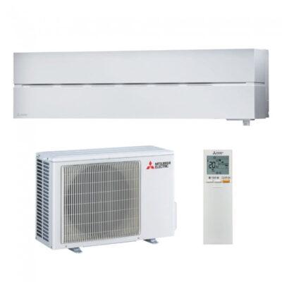 Mitsubishi Electric Kirigamine Aer conditionat 9000 BTU Alb MSZ-LN25VGW+MUZ-LN25VG