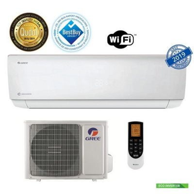 Gree Bora A4 Aparat de aer conditionat 24000 BTU R32 GWH24AAD-K6DNA4A Inverter