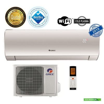 Gree Fairy Aer conditionat 18000 BTU R32 GWH18ACD-K6DNA1D Inverter